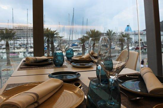 Restaurante Arqua de cartagena es cliente de Cafés Bernal