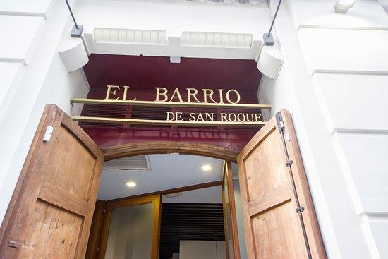 El Barrio de San Roque es cliente de Cafés Bernal