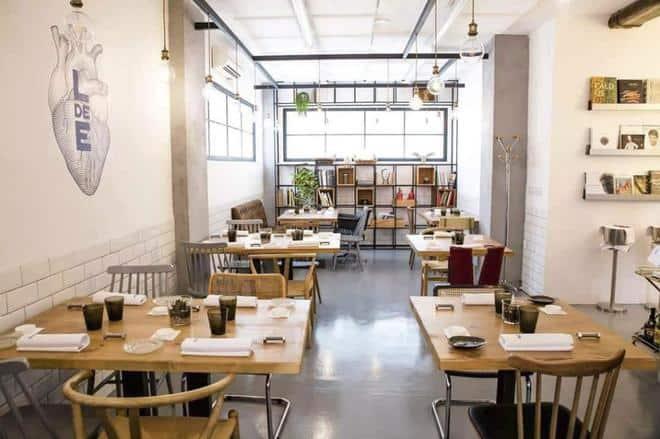 Restaurante Local de Ensayo de Murcia es cliente de Cafés Bernal
