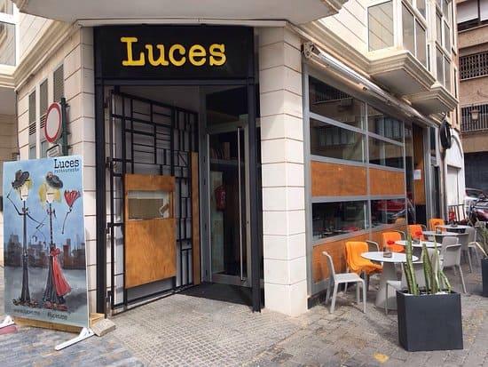Luces Restaurante  es cliente de Cafés Bernal