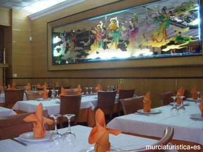 Restaurante Gran Mundo Cafés Bernal