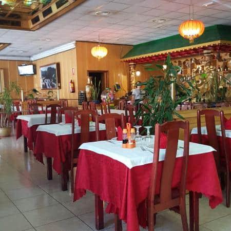 Festivo Restaurante Cafés Bernal